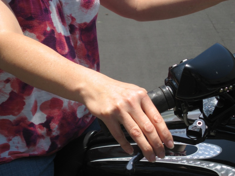 Adjustable Brake and Clutch Levers for Harley-Davidsons