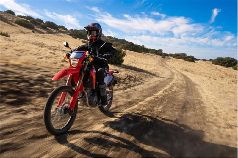 dirt bike gear guide Honda CRF300L