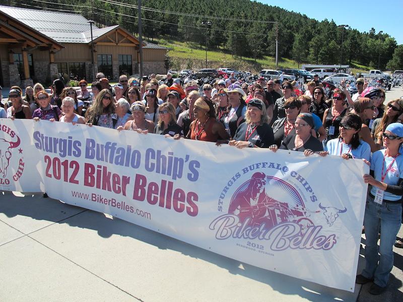 Biker Belles 2014 Sturgis rally