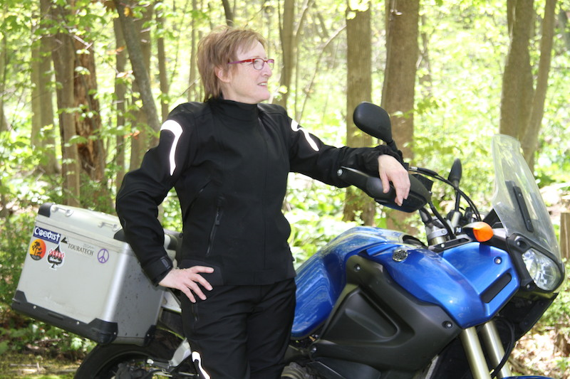 Clothing Review BMW TourShell Jacket and Pants motorcycle
