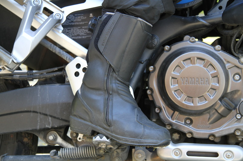 pro touring 2 motorcycle riding boots bmw heel