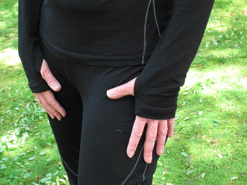 Review Merino Wool Base Layer for Motorcyclists Pace shirt