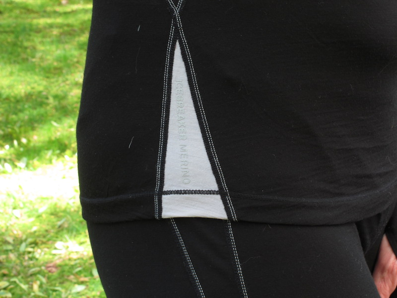 The Icebreaker top and bottom are exquisitely designed and carefully pieced together for maximum comfort and ease of movement. These are high quality base layers you'll have for a long time.