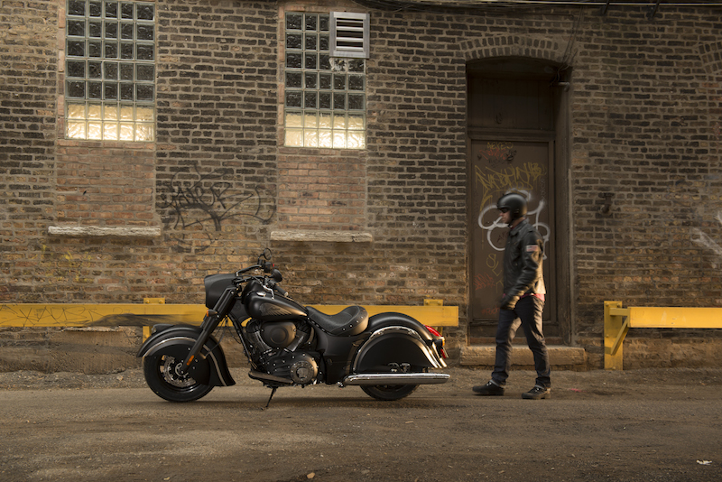 Indian Motorcycle Introduces the Dark Horse Cruiser