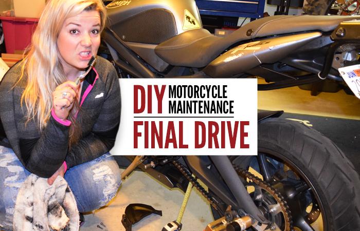 Do It Yourself Final Drive Maintenance BM Intro