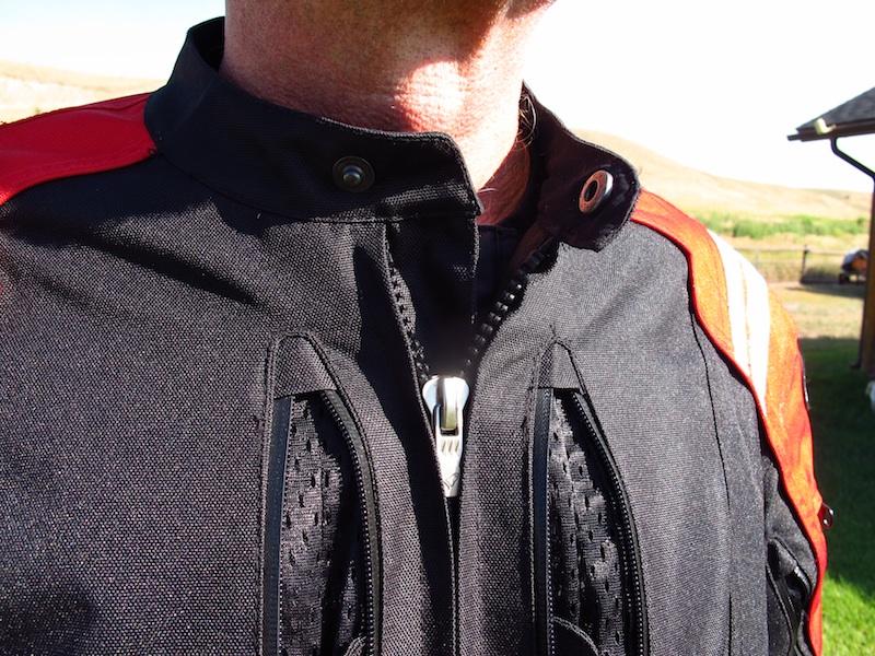 Jacket Review Joe Rocket Atomic 4.0 Collar