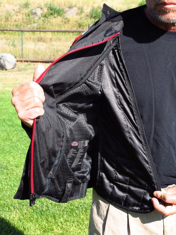 Jacket Review Joe Rocket Atomic 4.0 Liner