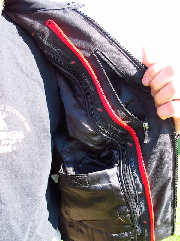 Jacket Review Joe Rocket Atomic 4.0 Pockets