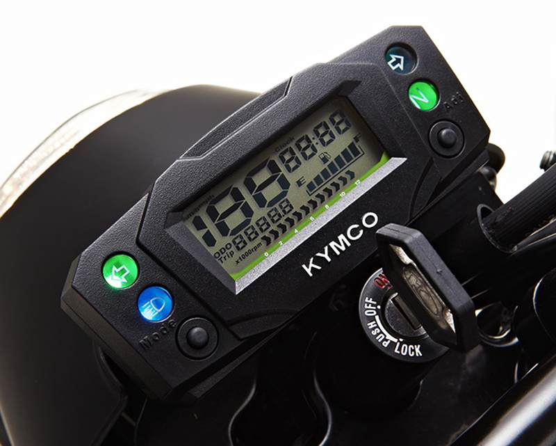 new beginner motorcycle hits the market kymco k pipe dash