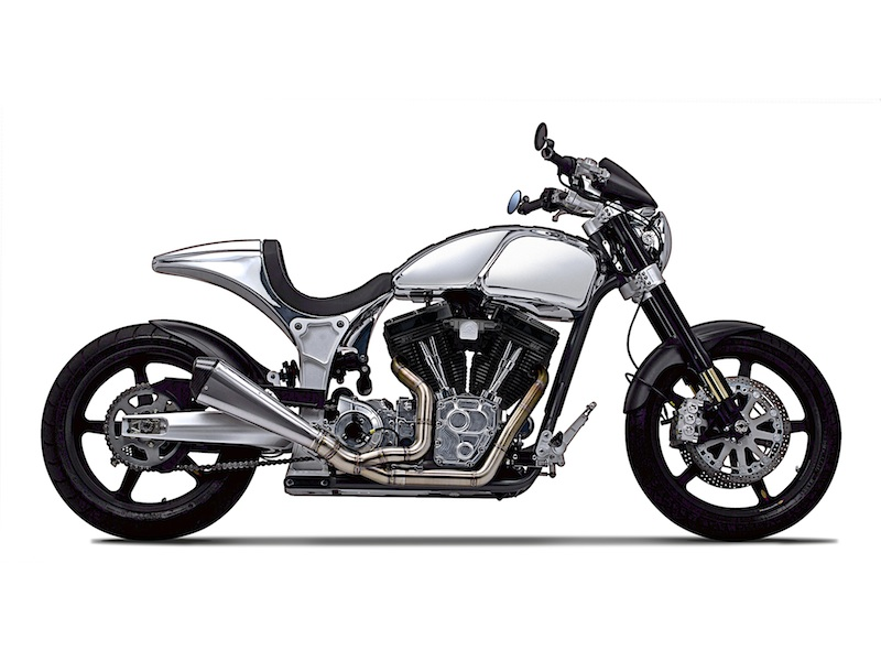 exclusive interview keanu reeves and his arch motorcycle company KRGT-1