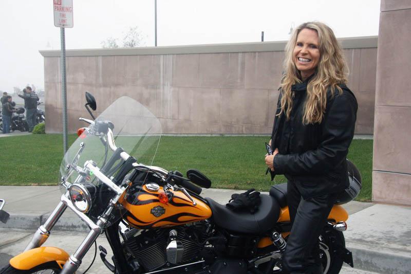 Review Harley-Davidson Pink Label Jacket, Chaps, Gloves Karen Davidson
