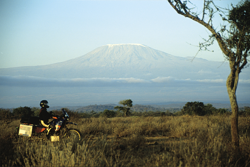 11 things you can do on a motorcycle you cant do in a car kilimanjaro