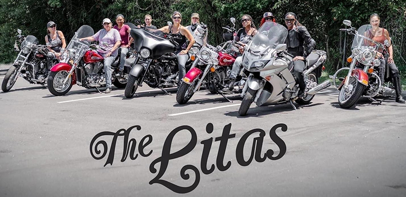 The Litas Greenville co-founder Kimba Reams women riders