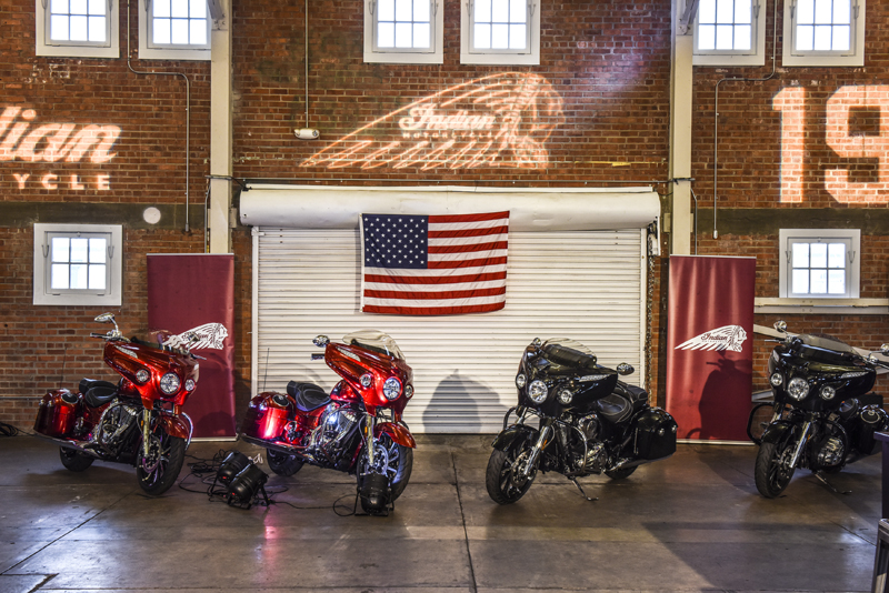 review 2017 indian motorcycle chieftain limited elite unveil event