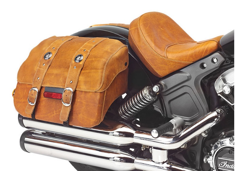 motorcycle review 2015 indian scout leather saddlebags