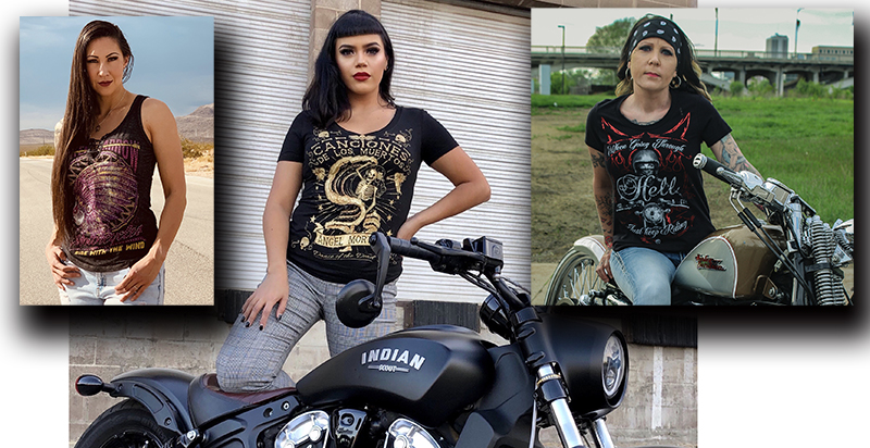 Lethal Threat Angel clothing