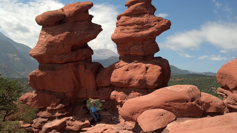 RReader Stories My Motorcycle Trip of a Lifetime Garden of the Gods