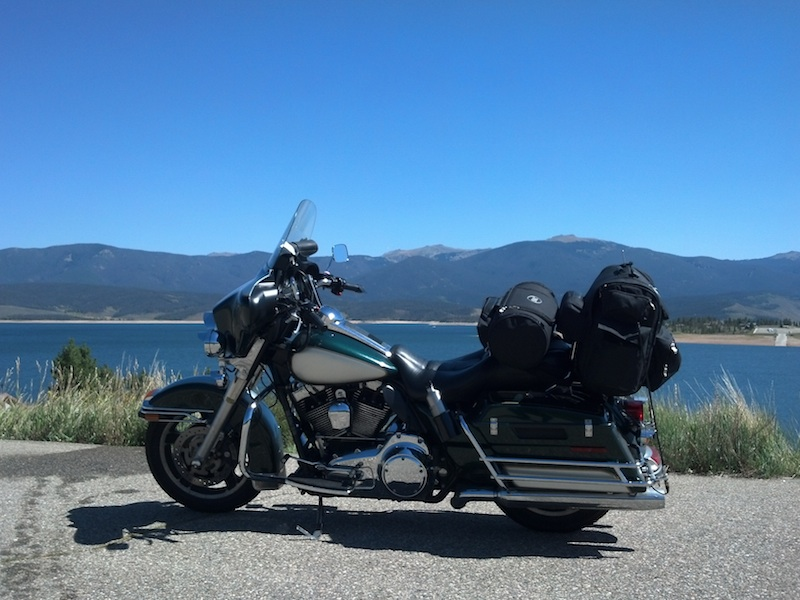 Reader Stories My Motorcycle Trip of a Lifetime Harley-Davidson