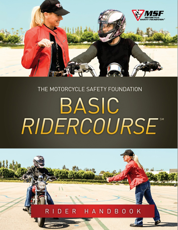 riding right you flunked now what basic ridercourse