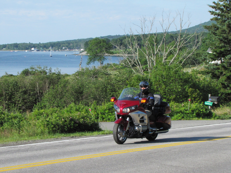 4 bucket list motorcycle rides in the east bar harbor