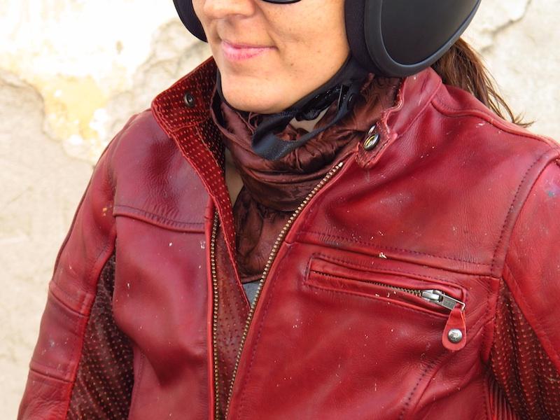 clothing review roland sands design maven leather jacket collar