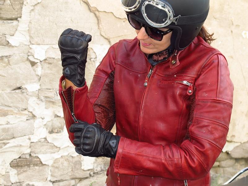 clothing review roland sands designs maven leather jacket wrist cuffs