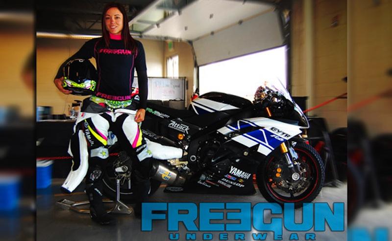 Motorcycle Specific Undergarments Freegun Melissa Paris
