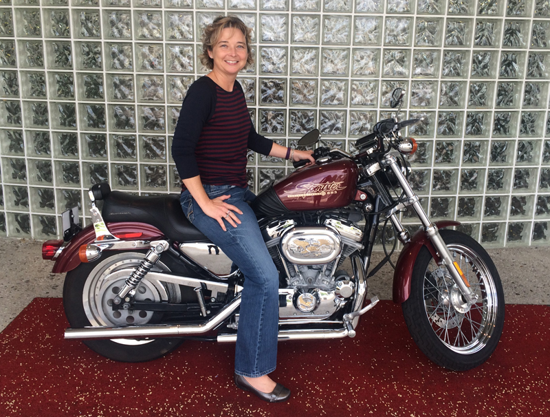 How Motorcycles and the Harley-Davidson Riding Academy Saved My Life