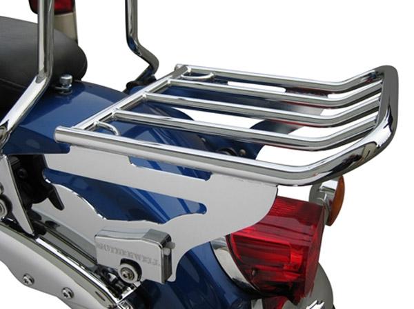 solo seat luggage racks an detachable racks for motorcycles detachable