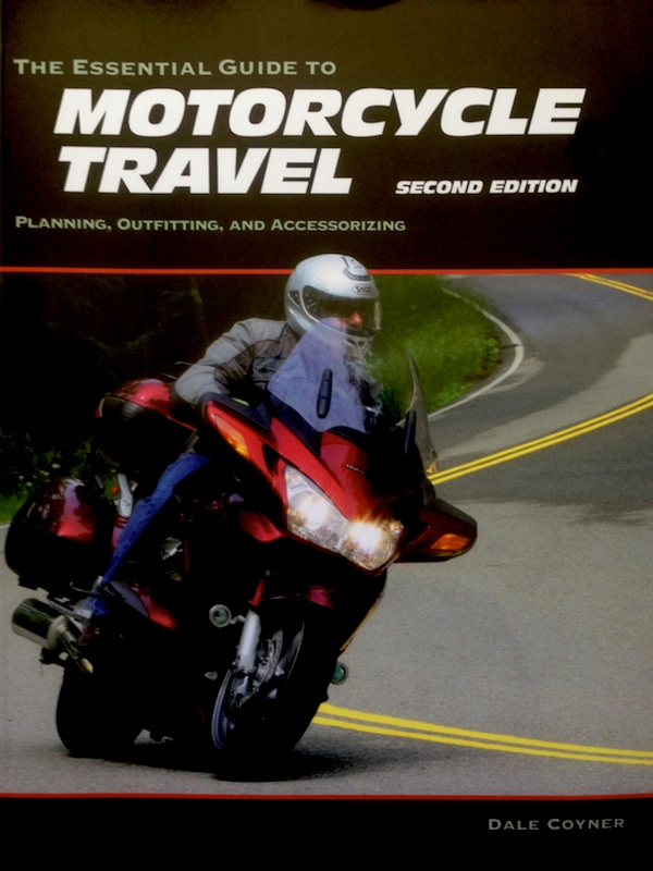 Book Selections the essential guide to motorcycle tours