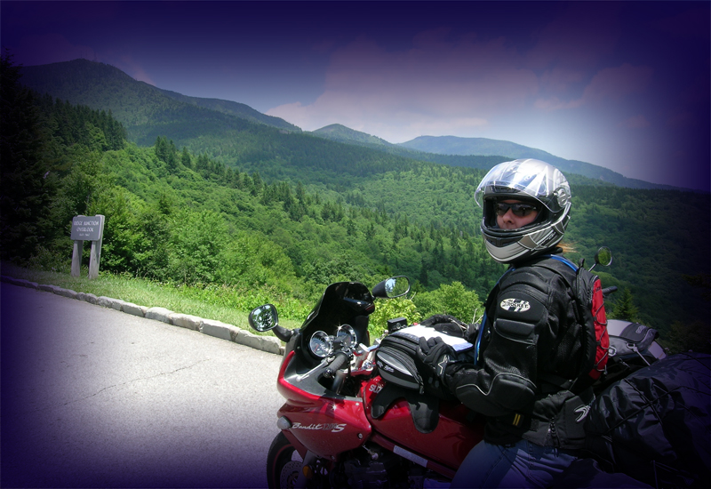 east coast womens motorcycling event to be held in may blue ridge parkway