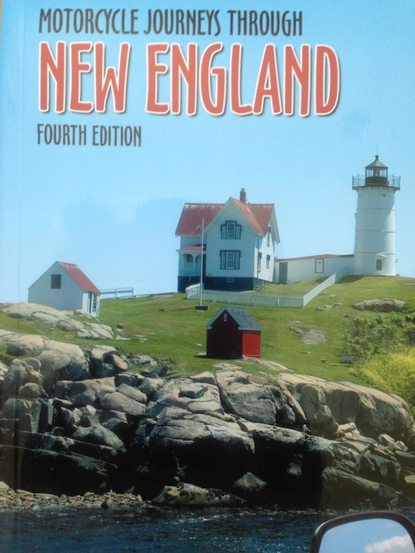 Book Selections Summer Reading Motorcycle Journeys Through New England