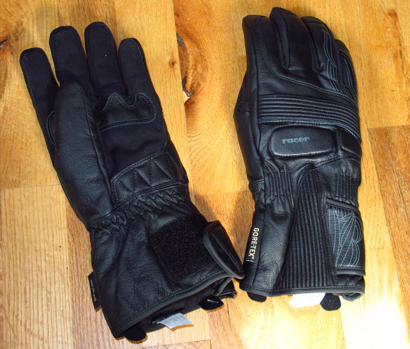 Cool Weather Motorcycle Gloves Nina