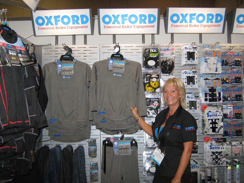 American International Motorcycle Expo (AIMExpo) 2013 Oxford base layers