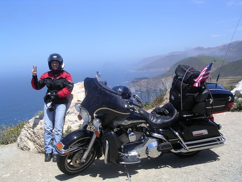 4 Bucket List Motorcycle Rides in the West pacific coast highway