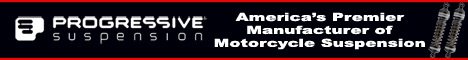 Changing your Motorcycle's Shocks to Get Lower Progressive Suspension banner