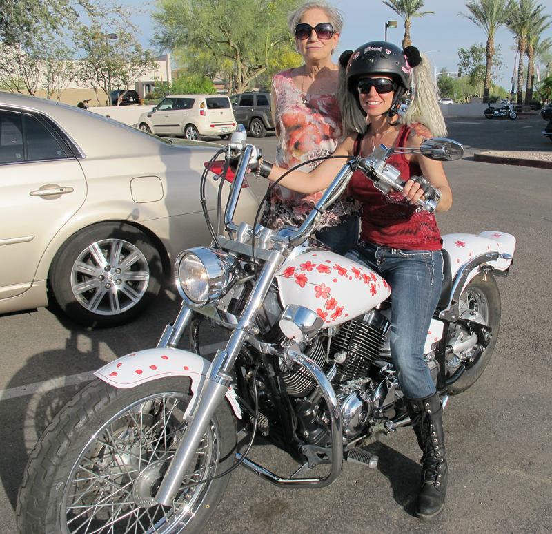 6 ways to attract more women in motorcycling pigtails