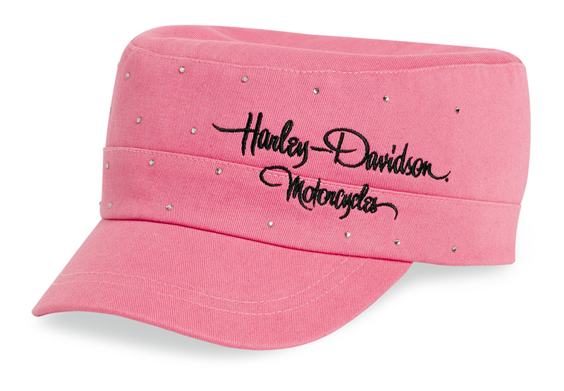 Harley-Davidson Adds New Items to Pink Label Collection Cap