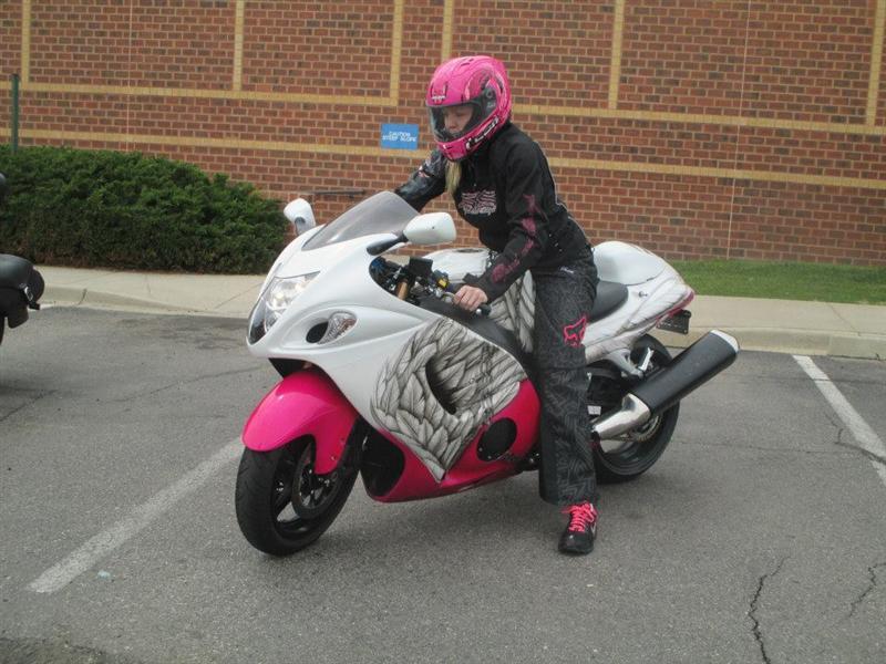 Events Steel Horse Sisterhood Summit pink sportbike