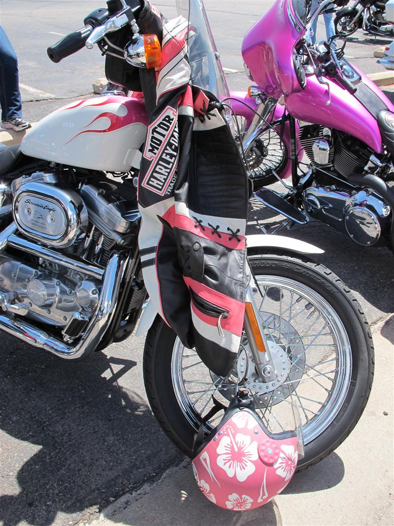 Events Steel Horse Sisterhood Summit pink Harley-Davidson