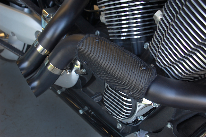 Heat Shields for your Exhaust Pipes