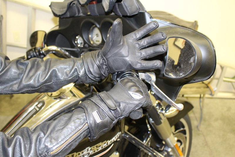 Waterproof Cool Weather Riding Gloves
