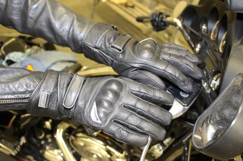 Waterproof Cool Weather Riding Gloves Racer Queen