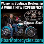 2013 Holiday Gift Guide Roar Motorcycles Daytona Beach