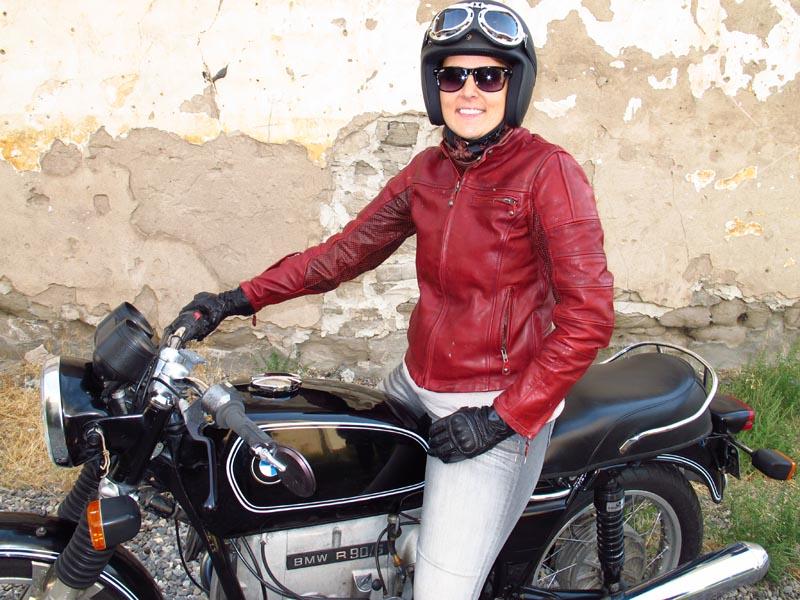 clothing review roland sands design maven leather jacket oxblood red