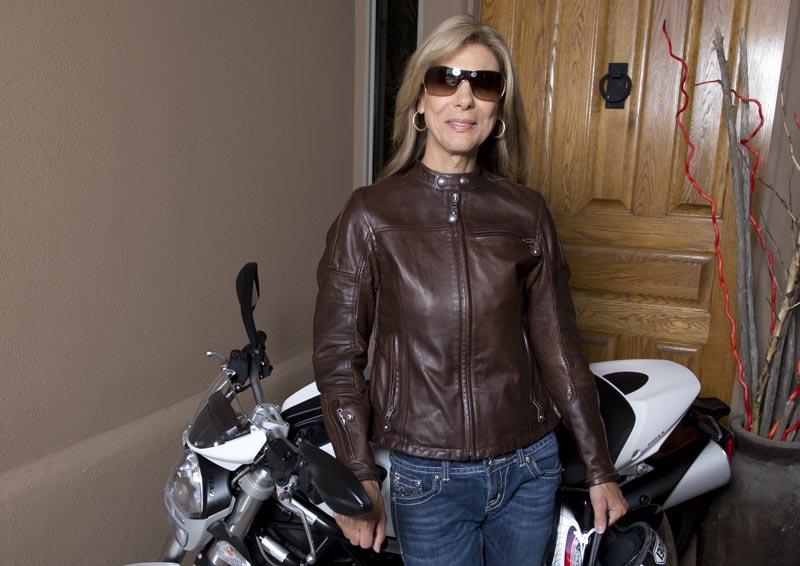 clothing review roland sands design maven leather jacket sportbike