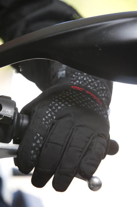 Cool Weather Motorcycle Gloves Racer Brand