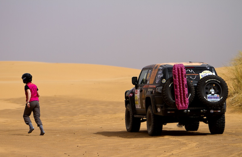 Two Moms Compete in Hardest Off-Road Race in the World Rachelle Croft
