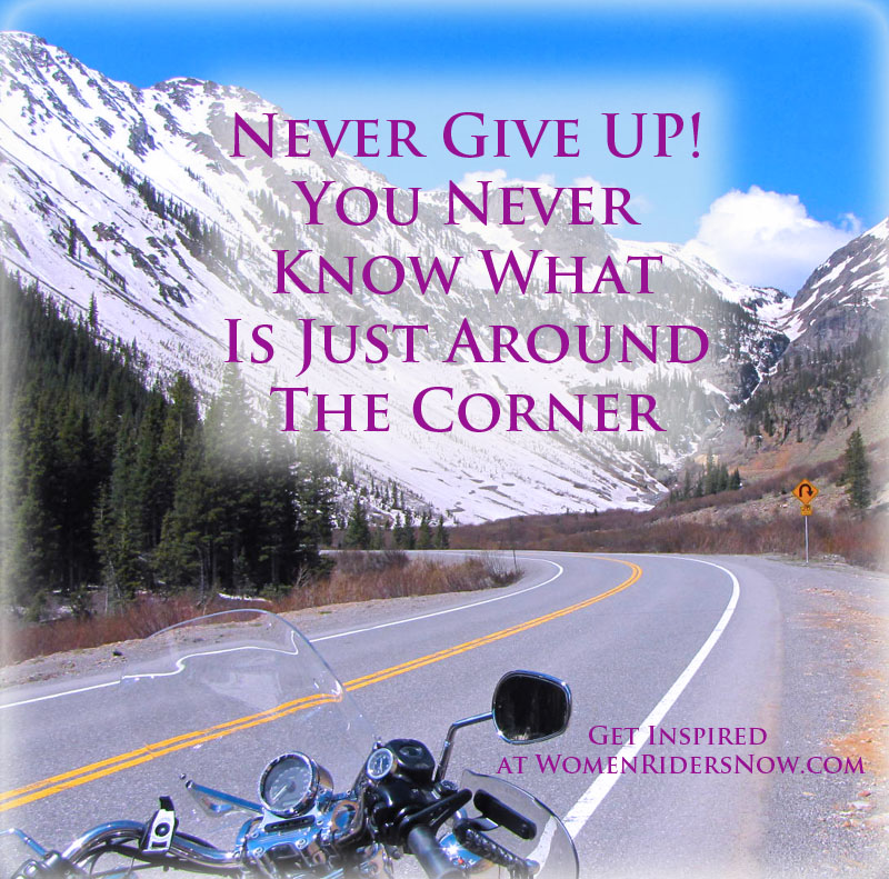 Solo Road Trip on a Motorcycle Alone But Never Lonely Inspiration