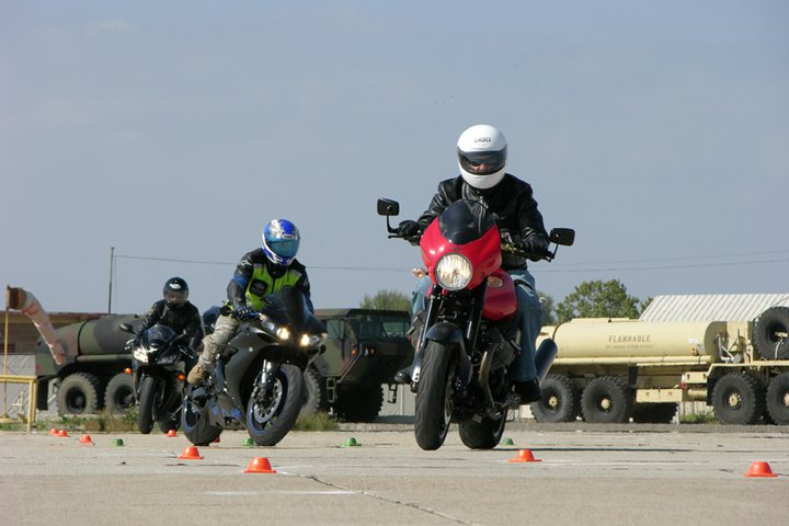 MSF courses aren't just for street-bike riders. The organization also offers beginner classes for dirt bikes, riders interested in racing, scooters, and even trikes. Availability varies by location, so check the MSF website to see if these classes are offered near you.